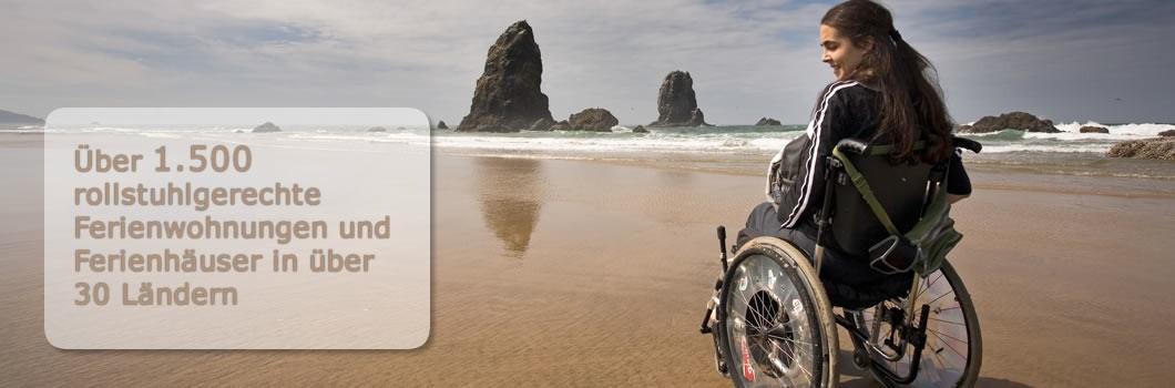 Rollstuhlgerechte Ferienwohnungen