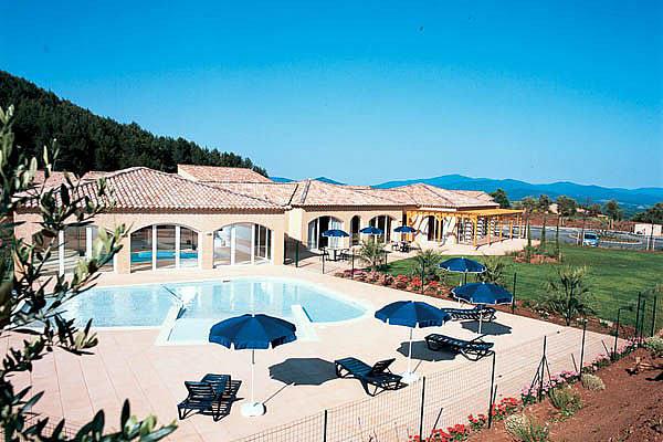 behinderten gerechtes Feriendorf in der Provence Verte